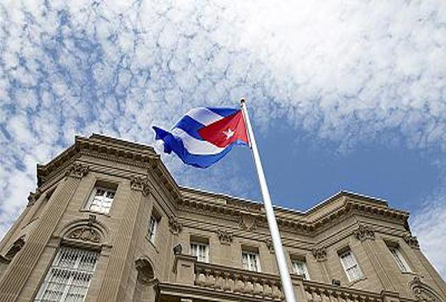 بازگشایی سفارت کوبا در آمریکا بعد از گذشت بیش از نیم قرن