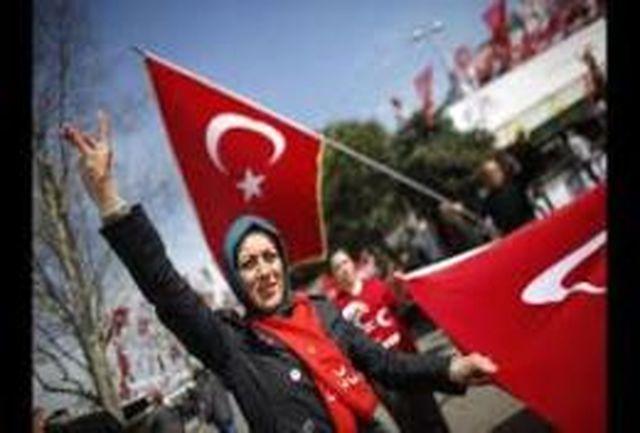 انتخابات ریاست جمهوری ترکیه برگزار میشود