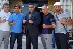 حضور پنج ورزشکار گیلانی در اردوی تیم ملی کیک بوکیسنگ واکو جمهوری اسلامی ایران