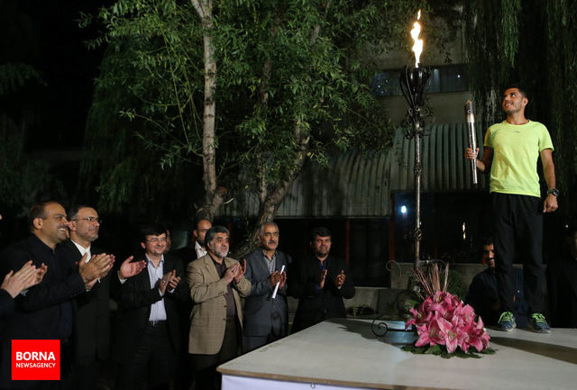 افتتاحیه مسابقات ورزشی کارکنان دولت/ ببینید