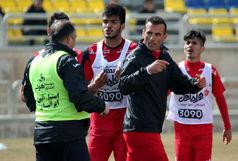 توضیحات مدافع متعصب پرسپولیس در مورد انتقال به تیم همشهری! +عکس