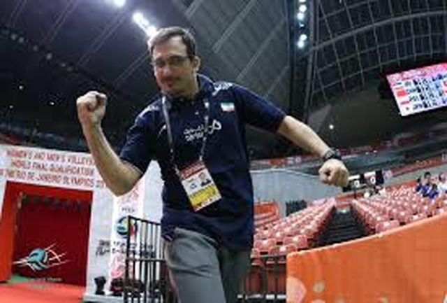 ایران مدعی اصلی قهرمانی در مسابقات والیبال امیدهای آسیا است