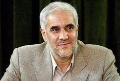 برای شهرداری تهران برنامه دارم