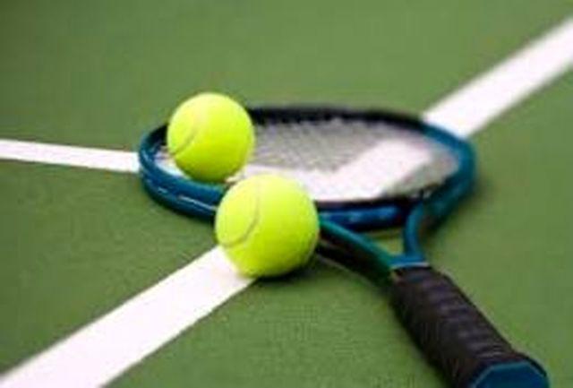 قهرمانی تنیسور قزوینی در مسابقات جام پیامبر اعظم در همدان