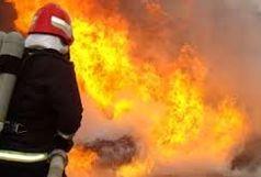 آتش جان پیرمرد تهرانی را گرفت