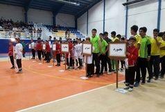 برگزاری مسابقات ورزشی دانش آموزان پسر استان با حضور 410دانش آموز