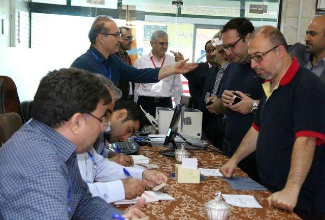 هفتمین دوره انتخابات نظام پزشکی استان قم برگزار شد/تمدید مهلت شرکت در انتخابات تا ساعت 22