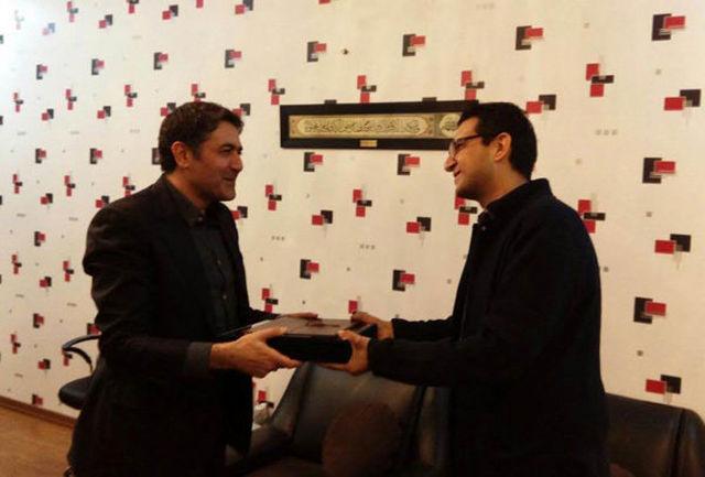 قدردانی دفتر موسیقی وزارت ارشاد از شرکتکننده در بینال ونیز