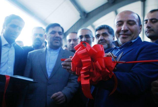 ریل باس شهرستان قدس رسما افتتاح شد
