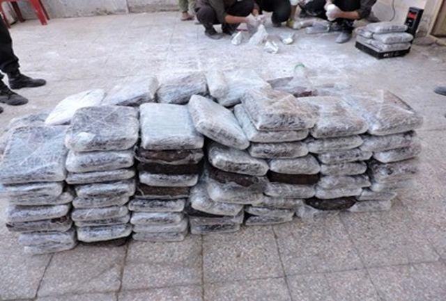 یک تن و 275 کیلو تریاک  در کرمان کشف شد