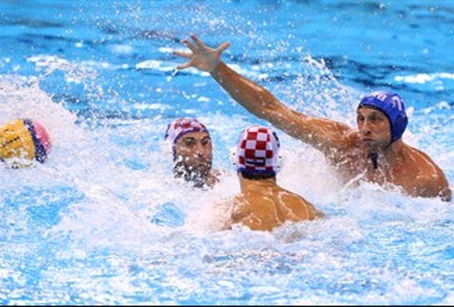 واترپلوی صربستان طلایی شد/ ناکامی کرواسی در دفاع از عنوان قهرمانی