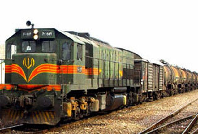 حمل بیش از 4میلیون تن بار توسط ناوگان ریلی راه آهن یزد