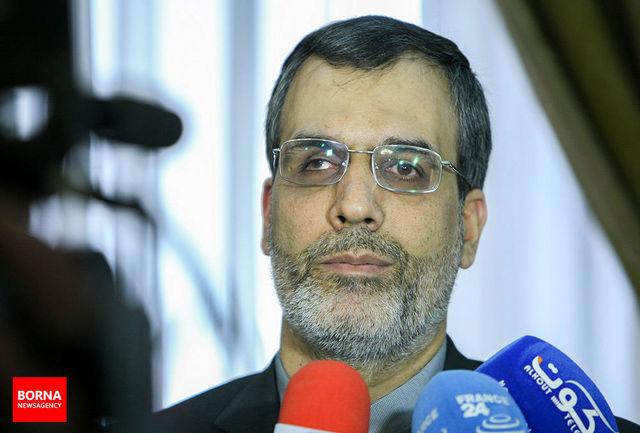ایران از گفت و گوهای داخلی برای پایان دادن به بحران منطقه حمایت میکند