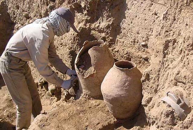 کشف 2000 اشیا تاریخی از ابتدای امسال