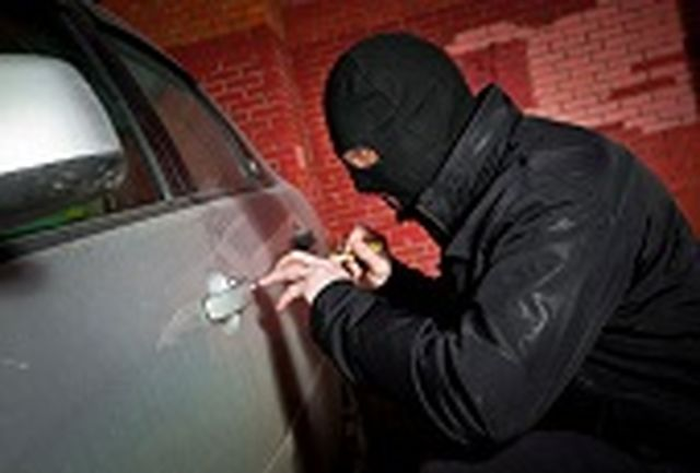 دستگیری سارق قطعات خودرو و کشف 5 فقره سرقت