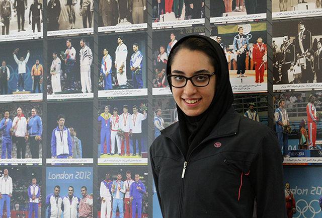 علیزاده: خودم را روی سکوی قهرمانی المپیک می ببینم