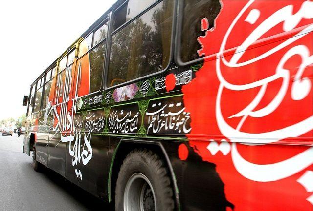 سرویس دهی ویژه سازمان اتوبوسرانی بندرعباس به هیئت های عزاداری در ماه محرم