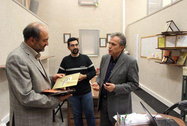 بازدید معاون عمرانی استاندار از پارک علم و فناوری قزوین