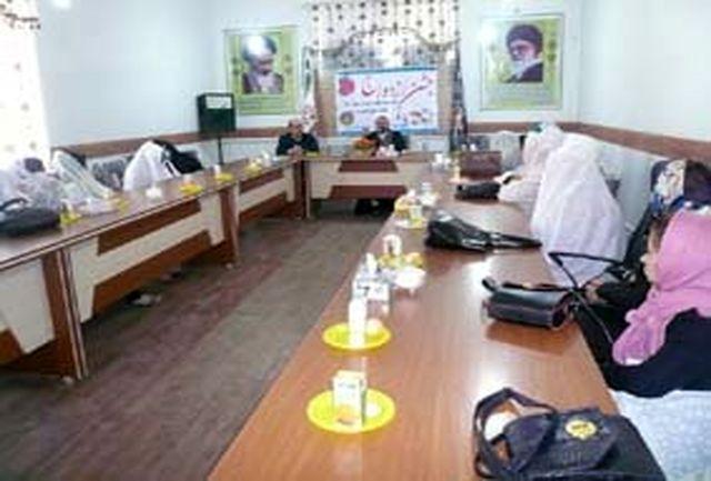 برگزاری جشن ازدواج 69 زوج تحت حمایت دورودی