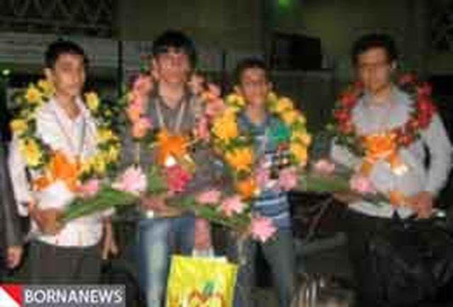 کسب دو مدال طلا توسط دانشآموزان بنابی