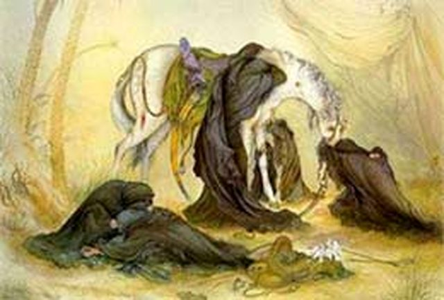 سوگواره حسینی در مجموعه سعدآباد برگزار میشود
