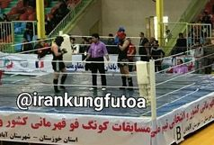 کسب 3 مدال رنگارنگ کونگ فوکاران کردستانی در رقابت های انتخابی تیم ملی