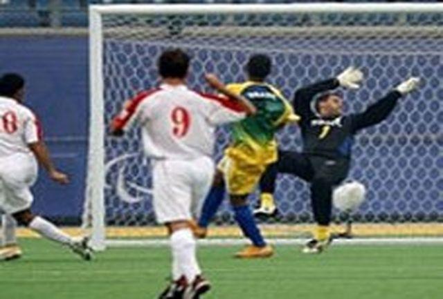 رقابتهای جهانی فوتبال 7 نفره/ ایران با تحقیر آمریکا به دومین برد خود رسید