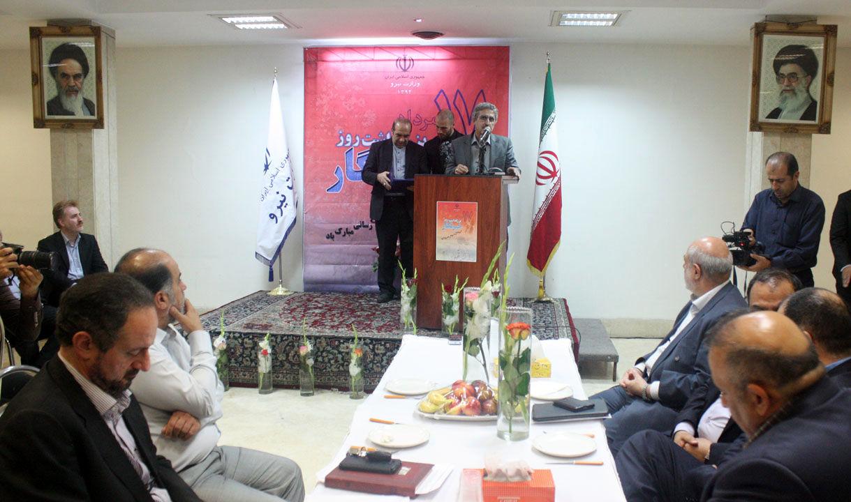 مسعود جعفری جوزانی و «احسان روزبهانی» سفیران «آب» ایران شدند 16