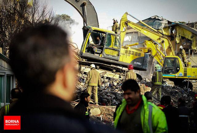 اعلام هویت 6 قربانی پلاسکو