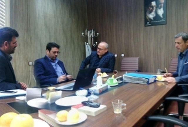 احداث قطعه ایثارگران در گلزار شهدای تاکستان تصویب شد