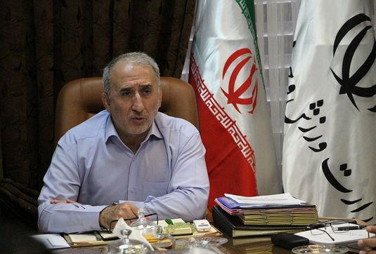 مدیرکل ورزش و جوانان استان کرمانشاه فرا رسیدن ماه مبارک رمضان را تبریک گفت