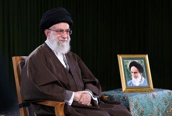 پیام رهبر انقلاب به مناسبت آغاز سال ۱۳۹۶