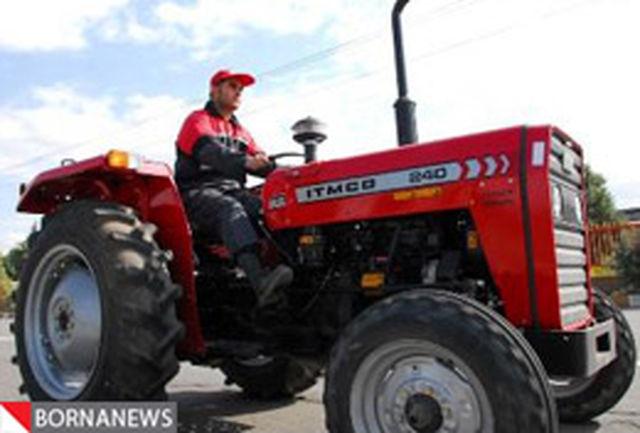 استاندار بالای تراکتورهای ایرانی مورد توجه کشاورزان عراقی است