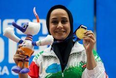 جوانمردی به عنوان برترین ورزشکار ماه سپتامبر انتخاب شد