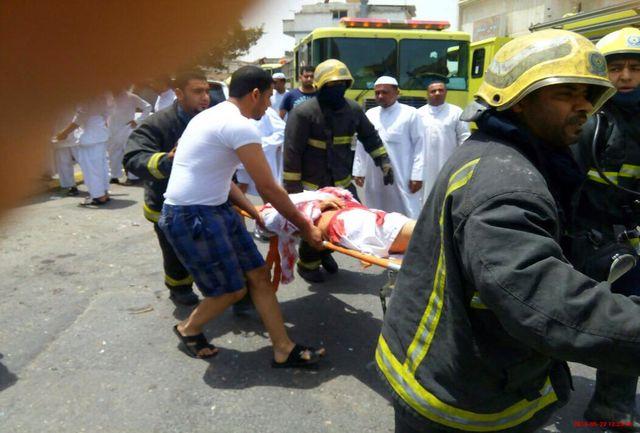 شهادت نمازگزاران در انفجار مسجد شیعیان عربستان