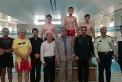 نفرات برتر مسابقات شنای پلدختر مشخص شدند
