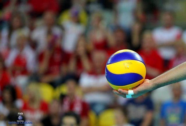 مکانیزم رقابتهای والیبال انتخابی المپیک