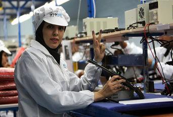 راه اندازی کارخانه تولید و سیستم های صوتی و تصویری