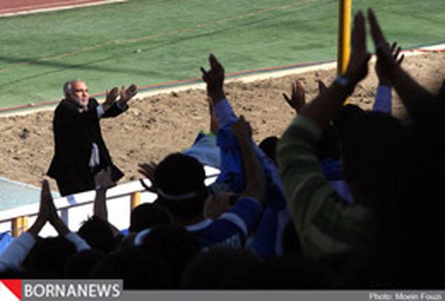 فتحاللهزاده: هواداران رکورد بشکنند/ با حمایت آنها العین را میبریم