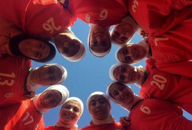 برگزاری اردوی تیم ملی فوتبال زیر 15 سال دختران