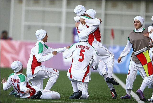 سه فوتبالیست ایلامی به اردوی تیم ملی بانوان دعوت شدند