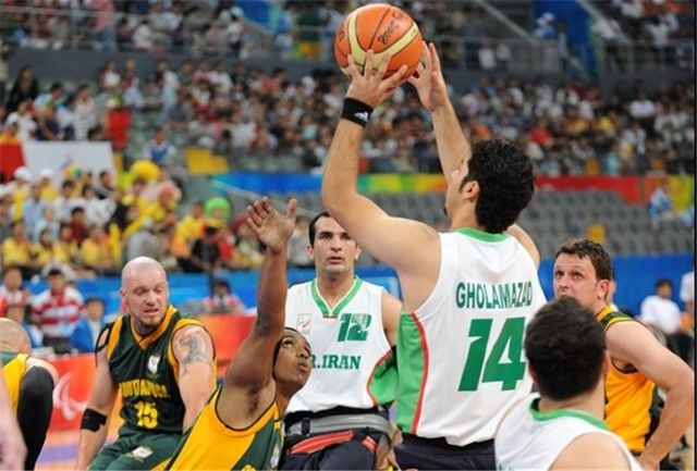 مسابقات بسکتبال با ویلچر آسیا-اقیانوسیه برگزار میشود
