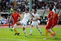 پیام تبریک فیفا، پروین، دایی و دژاگه به برد تیم ملی ایران