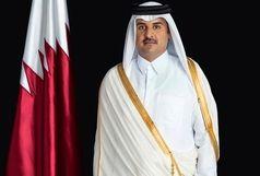 پیام تسلیت امیر قطر در پی حادثه پلاسکو