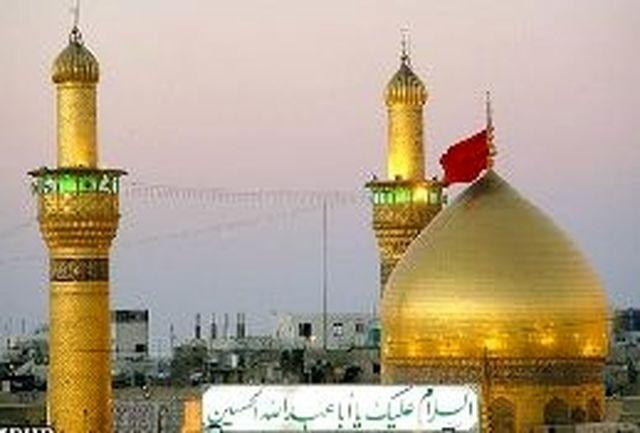 حسینیه همدانیها در کربلا ساخته میشود