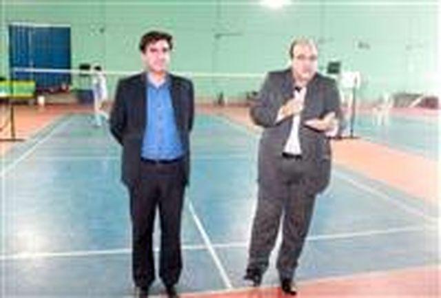 استان سمنان میزبان مسابقات بین المللی بدمینتون