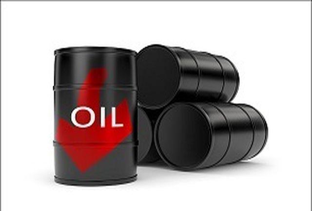 کاهش بیش از 5 دلاری قیمت نفت ایران