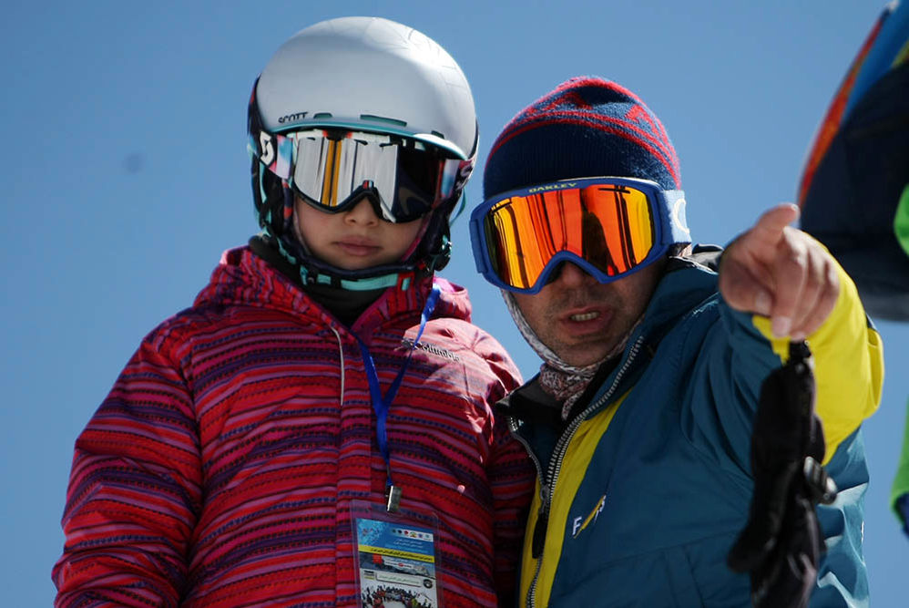 حواشی مسابقات قهرمانی اسکی آلپاین- توچال