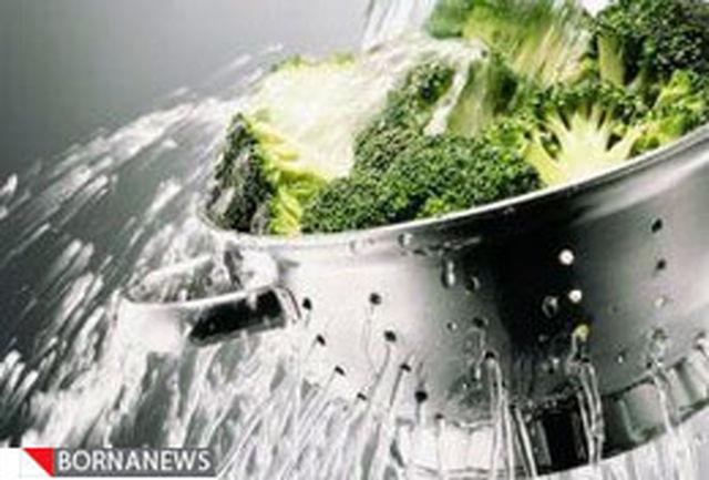 سبزیجات را حتماً سالمسازی كنید