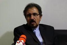ایران از گفتگو داخلی میان أربیل _ بغداد استقبال می کند